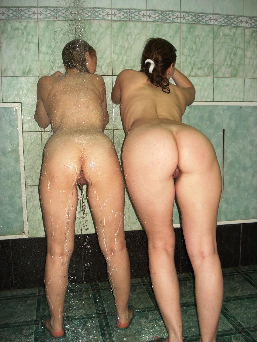 Русские женщины в бане 6 фотография